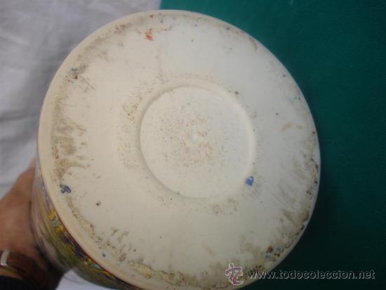 Antigüedades: florero de porcelana oriental - Foto 3 - 31296241