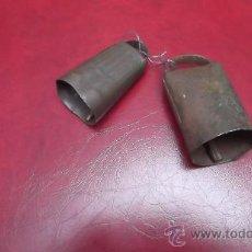 Antigüedades: CENCERROS ANTIGUOS. Lote 164884513