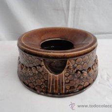 Antigüedades: ANTIGUA ESCUPIDERA DE CERÁMICA.. Lote 31324466
