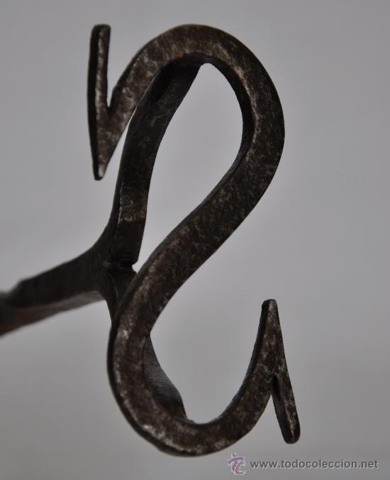 Antigüedades: Hierro para marcar ganado. - Foto 2 - 31340456
