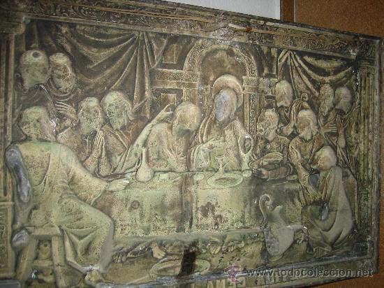 Antigüedades: Santa Cena años 20 - Foto 9 - 28746322