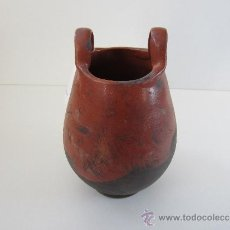 Antigüedades: VASIJA DE CERÁMICA. Lote 31382289