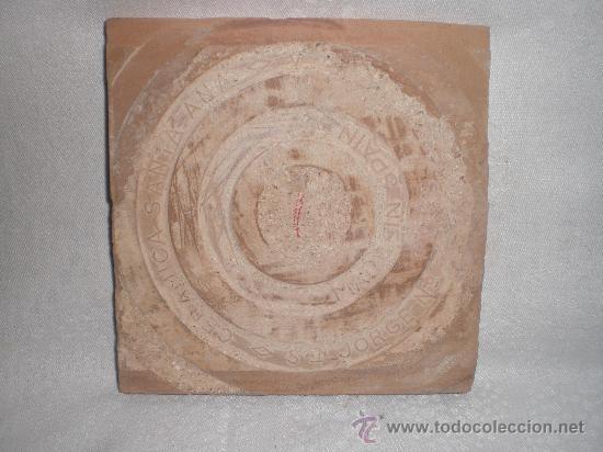 Antigüedades: BONITA PAREJA DE AZULEJOS ENMARCADOS DE TRIANA,(SEVILLA),ESCENAS DEL QUIJOTE - Foto 4 - 31375630