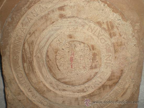 Antigüedades: BONITA PAREJA DE AZULEJOS ENMARCADOS DE TRIANA,(SEVILLA),ESCENAS DEL QUIJOTE - Foto 5 - 31375630