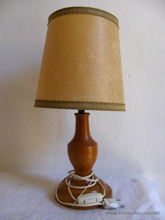 lampara de mesita de noche antigua antigedades iluminacin lmparas antiguas