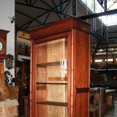 Antigüedades: VITRINA EN PINO DE CANADÁ REF.5150. Lote 106058412