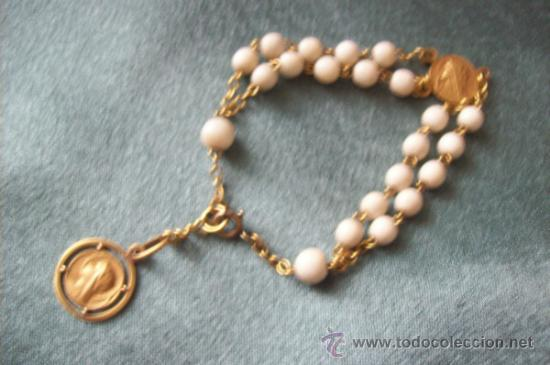 b8be8aaf9c5 Pulsera rosario de primera comunion - Sold through Direct Sale ...