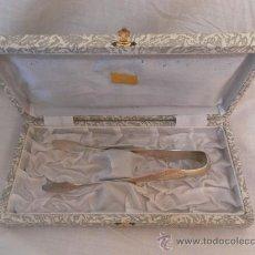 Antigüedades: PINZAS PARA CUBITOS. . Lote 31472209