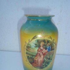 Antigüedades: JARRON CERAMICA FRANCESA. Lote 31521075