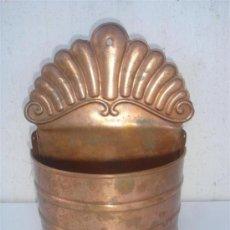 Antigüedades: CACHARRO DE COBRE. Lote 31521081