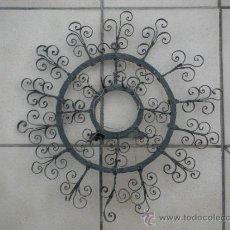 Antigüedades: SOPORTE PARA ALMIREZ ANTIGUO. Lote 31557855