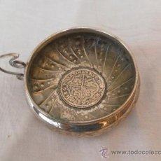 Antigüedades: CATA VINOS. METAL PLATEADO. . Lote 31621587