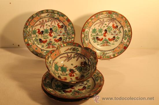 Vajilla china vajilla real en china moderna porcelana for Vajilla oriental