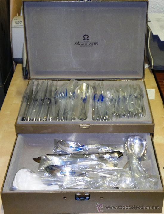 Cuberteria de 37 piezas 90 g plata de la marca comprar ba ado en plata antigua en - Cuberteria de plata precios ...