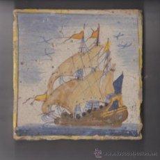 Antigüedades: BALDOSA CATALANA S.XVII-XVIII ARTS I OFICIS. Lote 31601953