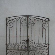 Antigüedades: REJAS DE FORJA. Lote 31615702