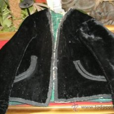 Antigüedades: ANTIGUA CHAQUETA CHARRA TRAJE TRADICIONAL-SALAMANCA-COMPLETAMENTE ORIGINAL DEL S. XIX-PIEZA DE MUSEO. Lote 31660041