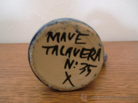 Antigüedades: Jarrita de Talavera - Foto 3 - 31640367