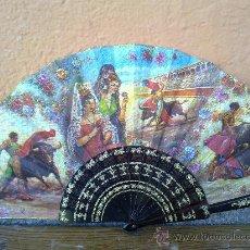 Antigüedades: ANTIGUO Y PRECIOSO ABANICO.. Lote 31659441