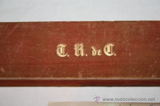 Antigüedades: AB043 ABANICO. VARILLAJE DE MADREPERLA. ENCAJE INGLÉS. FRANCIA. SIGLO XIX - Foto 5 - 31692966
