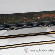 Antigüedades: MESA CHINA LACADA SIGLO XIX-XX. Lote 31702230