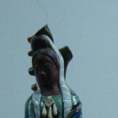 Antigüedades: PRECIOSA FIGURA DE MAURICIO FEHER ALTURA 42 CM. Lote 31716630