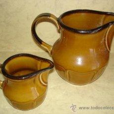 Antigüedades: PAREJA DE JARRAS - POLAND . Lote 31753696