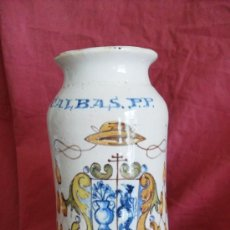 Antigüedades: ALBARELO TALAVERA. Lote 31811668