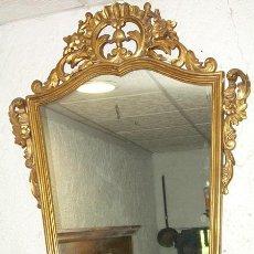 Antigüedades: PRECIOSO ESPEJO CORNUCOPIA. Lote 31849740