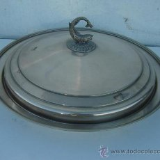 Antigüedades: CENTRO DE MESA DE ALPACAR. Lote 31935942