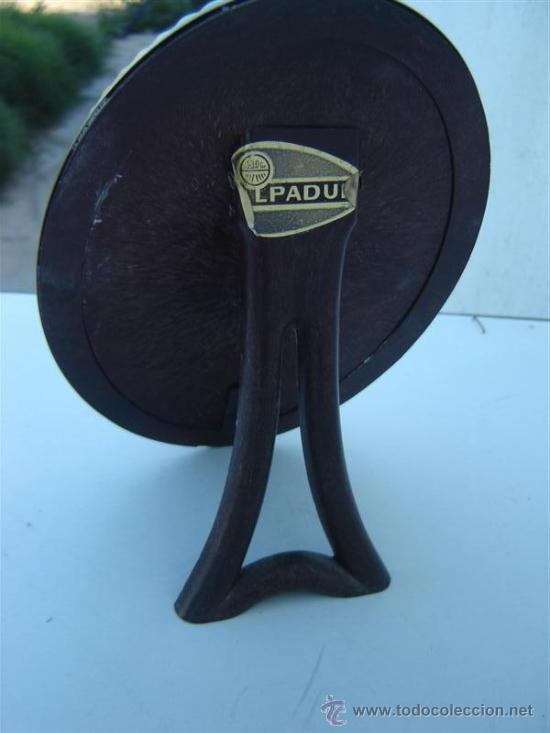 Antigüedades: portaretrato de alpacar - Foto 2 - 31936000