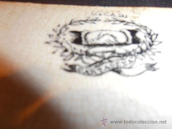 Antigüedades: BANDEJA OCHAVADA DE CARTAGENA - Foto 3 - 31936071