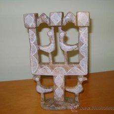 Antigüedades: PORTAVELA. Lote 31937445