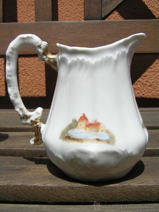 Antigüedades: antiguo juego de té. - Foto 8 - 31942979