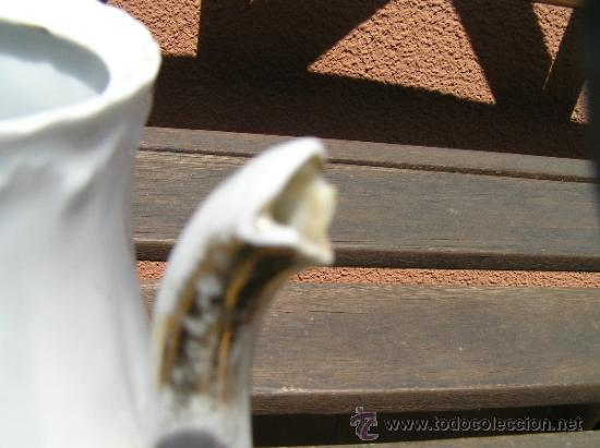 Antigüedades: antiguo juego de té. - Foto 6 - 31942979
