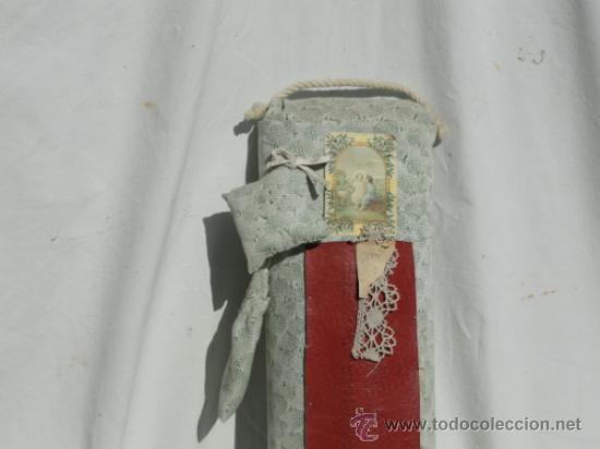 Antigüedades: COJÍN DE ENCAJE. - Foto 2 - 31957875