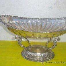 Antigüedades: CENTRO DE MESA DE ALPACAR. Lote 235032490