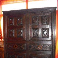 Antigüedades: MUEBLE DE CUARTERONES S.XVIII. Lote 31971908