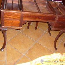 Antigüedades: MESA DE DESPACHO, ESCRITORIO. Lote 42293263
