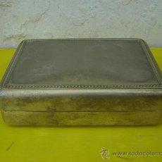 Antigüedades: CAJA JOYERO DE ALPACAR. Lote 32011214