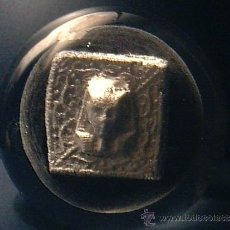 Antigüedades: ANTIGUO PISAPAPELES DE CRISTAL DE BOHEMIA.. Lote 32011231