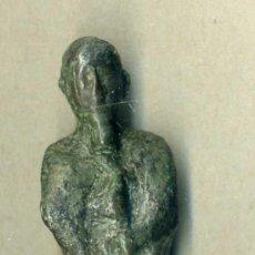 Antigüedades: ARQUEOLOGÍA : FIGURA EN BRONCE DE PTAH - ANTIGUO EGIPTO, C. SIGLO VI A.C.. Lote 32027576
