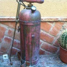 Antigüedades: ANTIGUA SULFATADORA DE BROCE O COBRE.. Lote 32040626