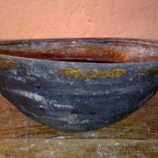 Antigüedades: ANTIGUA OLLA, PUCHERO O CORCIO. UTILIZADO PARA COCINAR EN EL FUEGO.. Lote 32049481