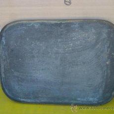 Antigüedades: BANDEJA GRANDE DE COBRE. Lote 32050687