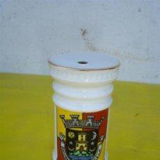 Antigüedades: SALERO DE PORCELANA. Lote 32064763