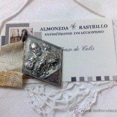 Antigüedades: AÑO 1960 .- ANTIGUA MEDALLA.- I CONGRESO EUCARÍSTICO DIOCESANO, TOLEDO. Lote 32076046
