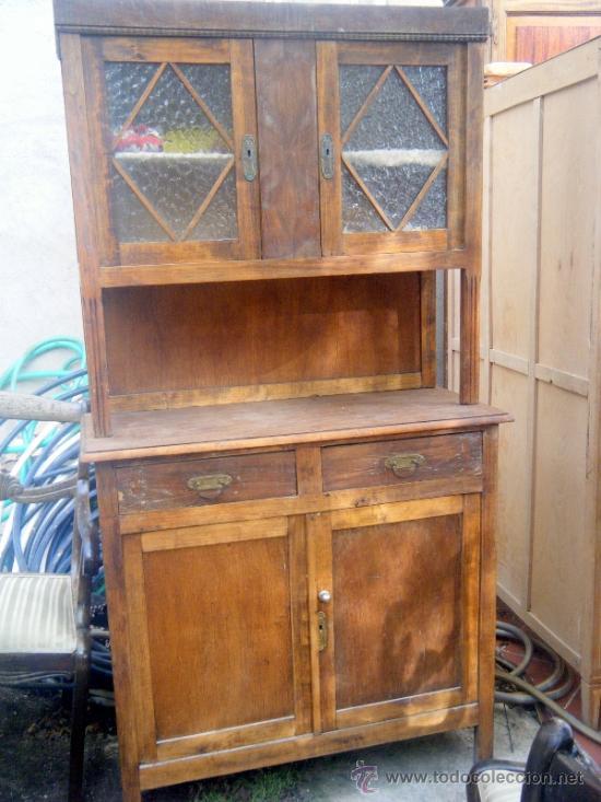 Aparador alacena para restaurar ppios comprar - Comprar muebles para restaurar ...