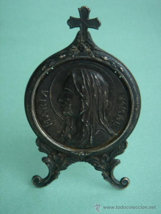 Antigüedades: DETALLE SOBRE SUPERFICIE PLANA - Foto 3 - 32093512
