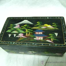 Antigüedades: JOYERO CHINO ANTIGUO. Lote 32597470